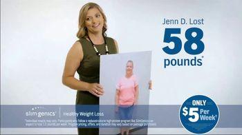 SlimGenics TV Spot, 'Jenn' - Thumbnail 7