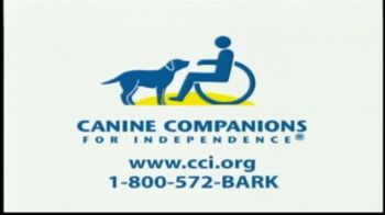 Canine Companions for Independence TV Spot, 'Tommy' - Thumbnail 9