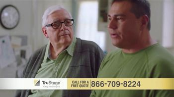 TruStage Insurance Agency Guaranteed Acceptance Whole Life Insurance TV Spot, 'Make it Easy'
