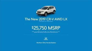 2019 Honda CR-V TV Spot, 'Fresh Look' [T2] - Thumbnail 9