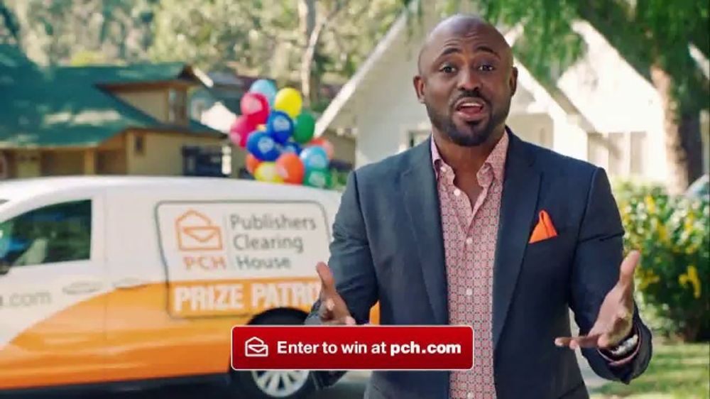 Publishers Clearing House Forever Prize TV Commercial, 'Get That Money'  Featuring Wayne Brady - Video