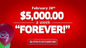 Publishers Clearing House Forever Prize TV Spot, 'Get That Money' Featuring Wayne Brady - Thumbnail 9