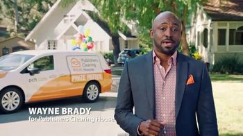 Publishers Clearing House Forever Prize TV Spot, 'Get That Money' Featuring Wayne Brady - Thumbnail 2