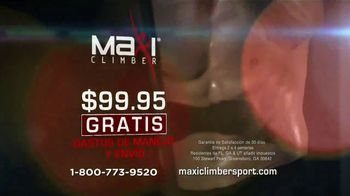 MaxiClimber Sport TV Spot, 'Descúbrelo' [Spanish] - Thumbnail 7
