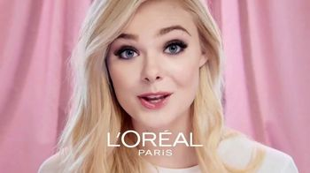 L'Oreal Paris Lash Paradise TV Spot, 'What Paradise Looks Like' Featuring Elle Fanning - Thumbnail 8