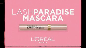 L'Oreal Paris Lash Paradise TV Spot, 'What Paradise Looks Like' Featuring Elle Fanning - Thumbnail 1