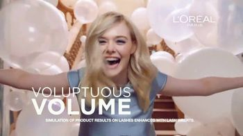 L'Oreal Paris Lash Paradise TV Spot, 'What Paradise Looks Like' Featuring Elle Fanning - Thumbnail 3