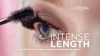 L'Oreal Paris Lash Paradise TV Spot, 'What Paradise Looks Like' Featuring Elle Fanning - Thumbnail 4
