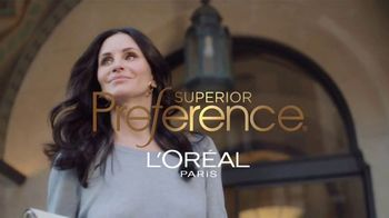 L'Oreal Paris Superior Preference Hair Color TV Spot, 'Women Who Want More' Featuring Courteney Cox, Song By TRIBE - Thumbnail 8