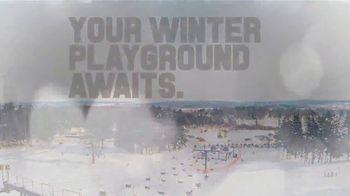 Peek'n Peak TV Spot, 'Your Winter Playground Awaits' - Thumbnail 10