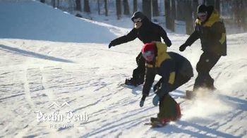 Peek'n Peak TV Spot, 'Your Winter Playground Awaits' - Thumbnail 3