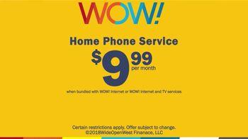 WOW! TV Spot, 'Home Phone Service' - Thumbnail 4