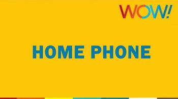 WOW! TV Spot, 'Home Phone Service' - Thumbnail 1