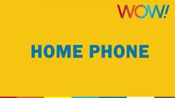WOW! TV Spot, 'Home Phone Service' - Thumbnail 2