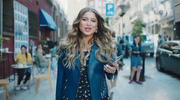 Spectrum Mobile TV Spot, 'Spectrumobileando' con Sofía Reyes y Thomas Agusto [Spanish]