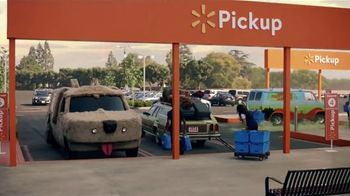 Walmart Grocery Pickup TV Spot, 'Famous Cars' Song by Gary Numan - Thumbnail 4
