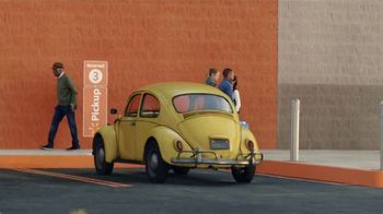 Walmart Grocery Pickup TV Spot, 'Famous Cars' Song by Gary Numan - Thumbnail 7