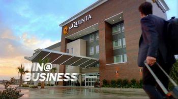 La Quinta Inns and Suites TV Spot, 'Power Socks' - Thumbnail 1