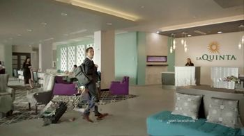 La Quinta Inns and Suites TV Spot, 'Power Socks' - Thumbnail 2