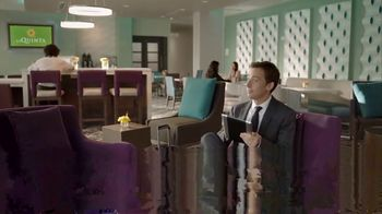 La Quinta Inns and Suites TV Spot, 'Power Socks' - Thumbnail 3