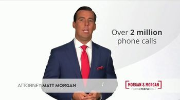 Morgan and Morgan Law Firm TV Spot, 'In 2018: 2 Million People' - Thumbnail 1