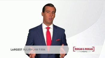 Morgan and Morgan Law Firm TV Spot, 'In 2018: 2 Million People' - Thumbnail 4