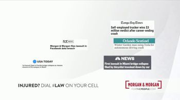 Morgan and Morgan Law Firm TV Spot, 'In 2018: 2 Million People' - Thumbnail 5