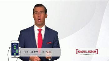 Morgan and Morgan Law Firm TV Spot, 'In 2018: 2 Million People' - Thumbnail 8