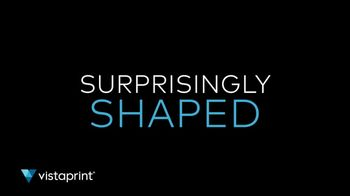 Vistaprint TV Spot, 'Own the Now: Artfully Designed' Song by Norman - Thumbnail 5