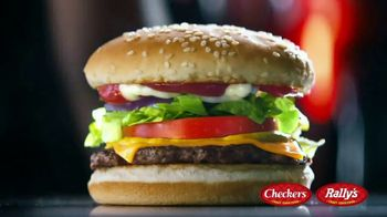 Checkers & Rally's 4 for $4 TV Spot, 'Nobody Can Beat That' - Thumbnail 4