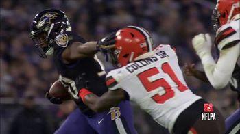 Verizon TV Spot, 'NFL: The Best: Ravens vs. Browns'