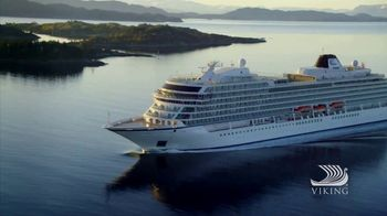 Viking Cruises TV Spot, 'Small Ships' - Thumbnail 6
