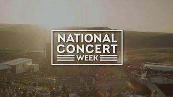 Live Nation National Concert Week TV Spot, '$20 Concert Tickets' - Thumbnail 3