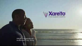 Xarelto TV Spot, 'Not Today' - 3861 commercial airings