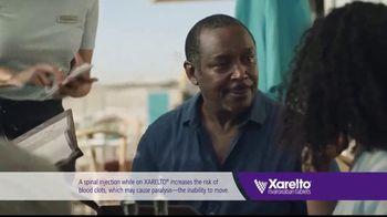 Xarelto TV Spot, 'Not Today' - Thumbnail 7
