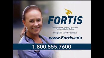 Fortis TV Spot, 'Imagine: Nurse' - Thumbnail 7