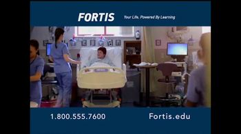 Fortis TV Spot, 'Imagine: Nurse' - Thumbnail 2