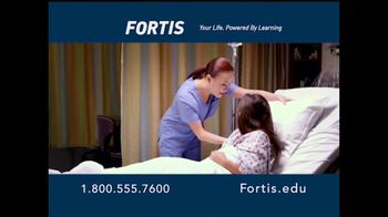Fortis TV Spot, 'Imagine: Nurse' - Thumbnail 3