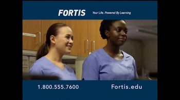 Fortis TV Spot, 'Imagine: Nurse' - Thumbnail 5