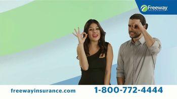 Freeway Insurance TV Spot, 'Cero excusas' [Spanish]