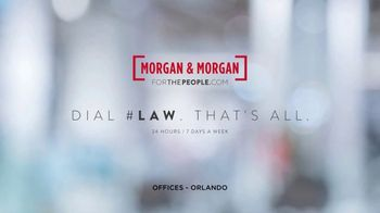 Morgan and Morgan Law Firm TV Spot, 'Insurance Companies' - Thumbnail 10