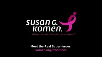 Susan G. Komen for the Cure TV Spot, 'From Screening to Diagnosis' - Thumbnail 7