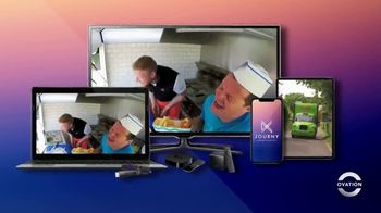Journy TV Spot, 'Flintoff's Great British Road Trip' - Thumbnail 2
