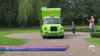 Journy TV Spot, 'Flintoff's Great British Road Trip' - Thumbnail 5