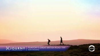 Journy TV Spot, 'Flintoff's Great British Road Trip' - Thumbnail 6