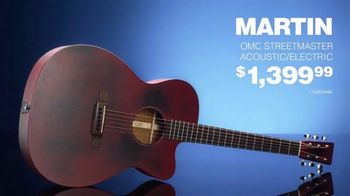 Guitar Center Guitar-A-Thon TV Spot, 'Martin and Marin X' Song by Nita Strauss - Thumbnail 6