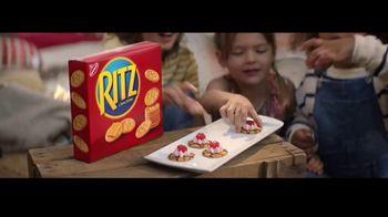 Ritz Crackers TV Spot, 'Red Carpet' canción de Steven Gutheinz [Spanish] - Thumbnail 6