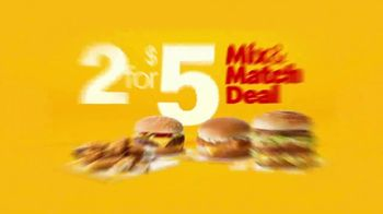 McDonald's 2 for $5 Mix & Match Deal TV Spot, 'Choose From Your Favorites' - Thumbnail 10