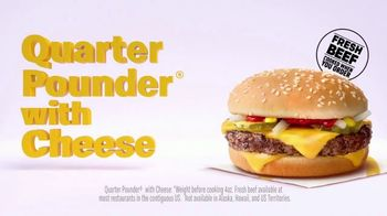 McDonald's 2 for $5 Mix & Match Deal TV Spot, 'Choose From Your Favorites' - Thumbnail 6