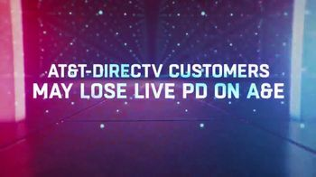 A&E Networks TV Spot, 'Keep My Channels: Everybody Loves Live PD' - Thumbnail 6